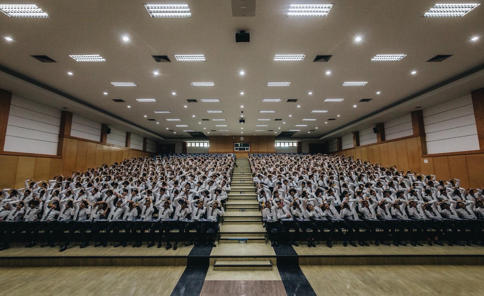 ปฐมนิเทศนิสิตใหม่คณะโลจิสติกส์ ประจำปีการศึกษา 2561
